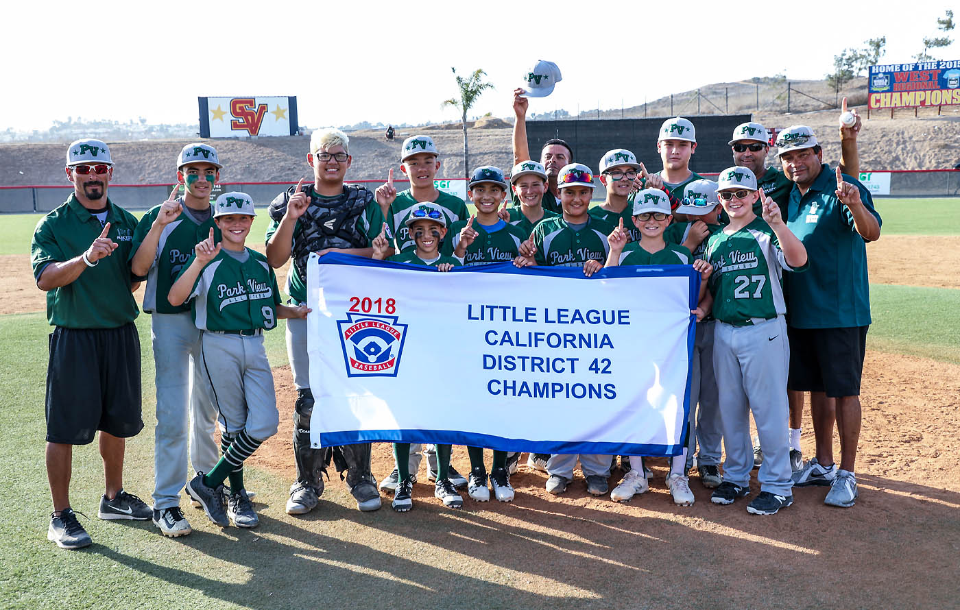 Park View takes familiar path on road to Little League World