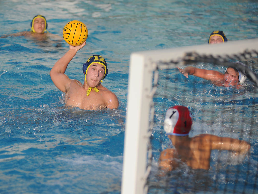 Barons open 2018 boys water polo season on promising note