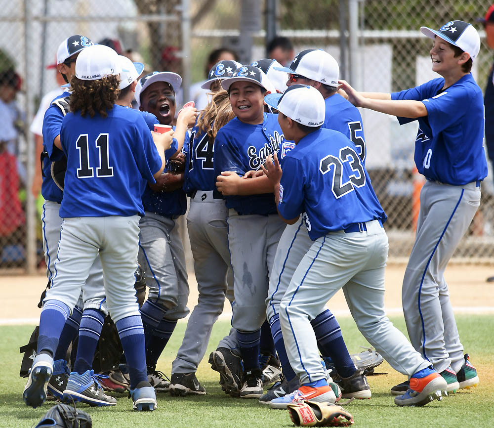 Sweetwater Valley 12U all-stars clear first speed bump on