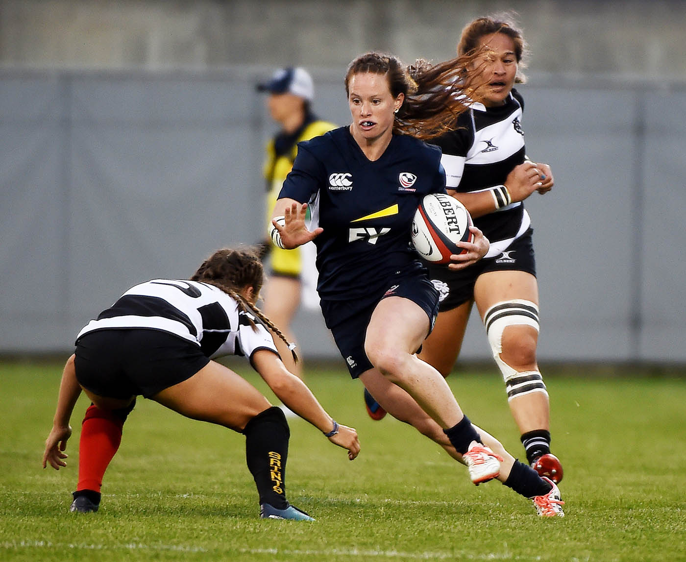 Women's rugby is part of the programming for USA Rugby. Photo/USA Rugby