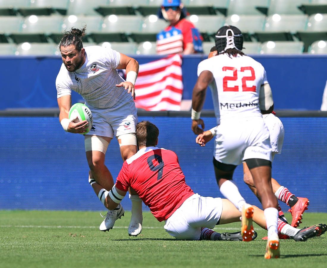 From Chula Vista to Tokyo — rugby sevens teams to compete for pride, gold